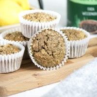 Müsli - Muffins mit Zimtgeschmack |leckere Frühstücksmuffins