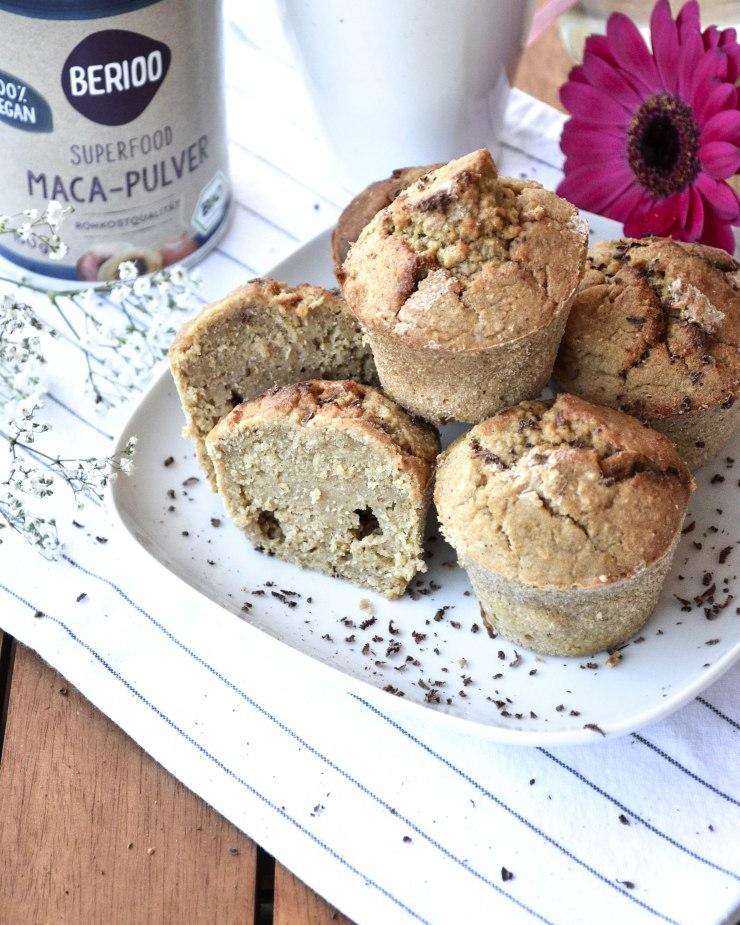 Maca Muffin