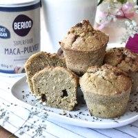 Maca-Zimt Muffins - Die Kombination machts!