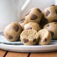 Cashew - Bällchen | Eine leckere Snackidee