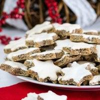 In der Weihnachtsbäckerei | Zimtstern - Rezept