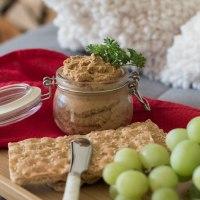 Linsen-Tomaten-Aufstrich | Ein schnelles, veganes Rezept